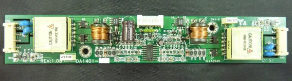 Inverterboard DA 1401 REV:1.0B refurbished