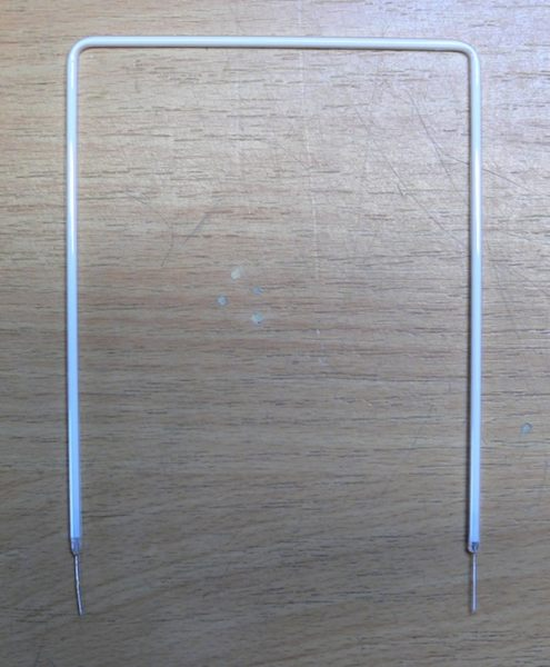 CCFL-Röhre U-Form 2mm x 92 x115