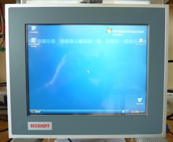 Beckhoff-CP6201-001-0020