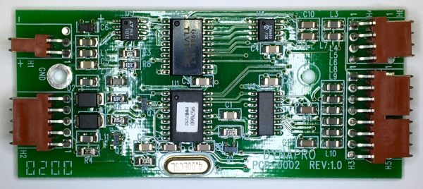 DYNAPRO Touch Controller PCB-0002 Rev:1.0