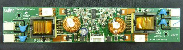 Inverterboard Sampo YPWBGL763IDG-1- refurbished