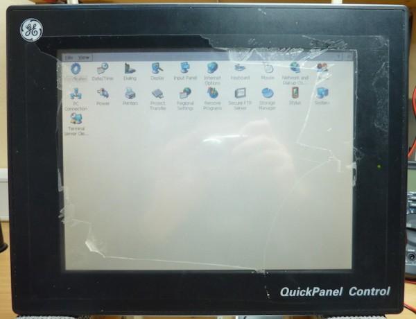 GE-Fanuc-QuickPanel-IC754