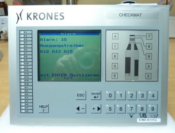 Krones-Checkmat