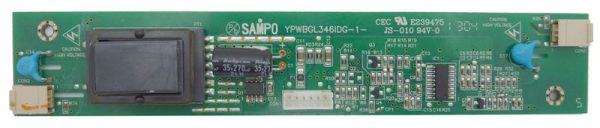 Inverterboard Sampo YPWBGL346IDG-1- refurbished