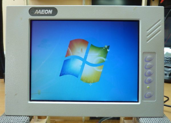 """AMB-232A-C4, 10,4"""" TFT-Monitor"""