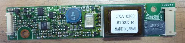 Inverterboard TDK CXA-0368