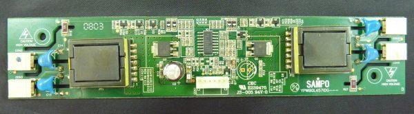 Inverterboard Sampo YPWBGL457IDG refurbished