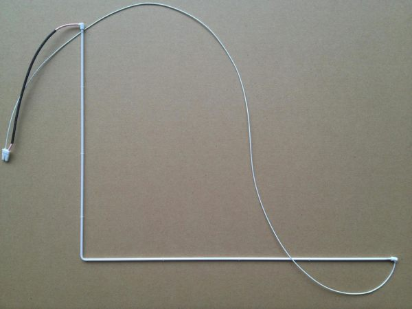CCFL-Röhre L-Form LQ150X1LGN2A oben