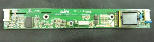 Inverterboard Sampo YPWBGL550IDG refurbished