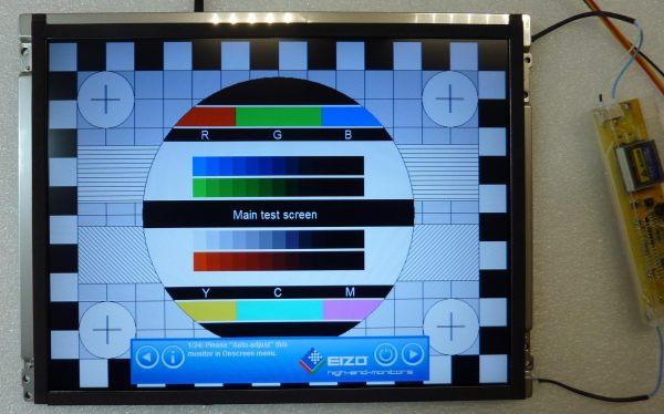 Display G121SN01 V.0