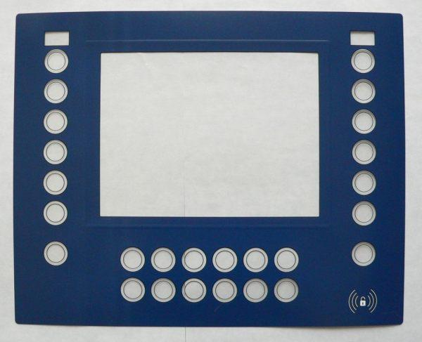Frontfolie passend für B&R / GEA Modell: 5AP9201043-K09