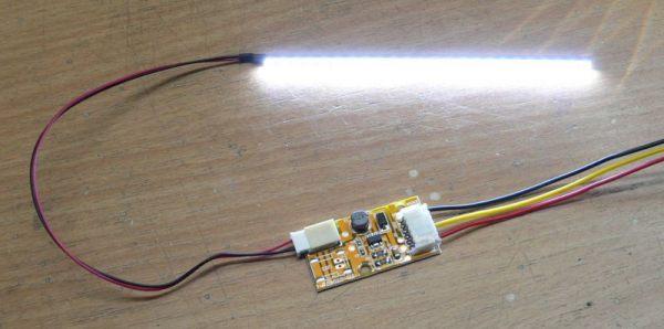 LED-Umrüstkit für HLD1036, eine Leiste