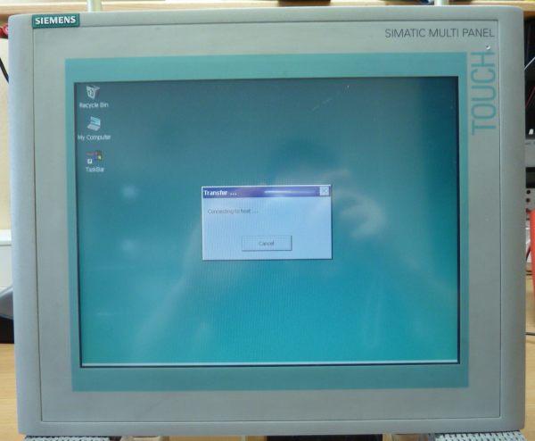 "Siemens MP370 Touch 12"" - 6AV6 545-0DA10-0AX0"